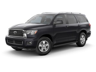 New 2020 Toyota Sequoia SR5 SUV for sale in Charlotte