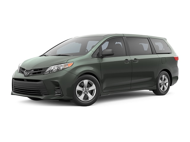 Download Toyota Sienna 2020 Colors