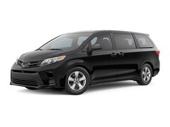 New 2020 Toyota Sienna L 7 Passenger Van for sale in Littleton, MA
