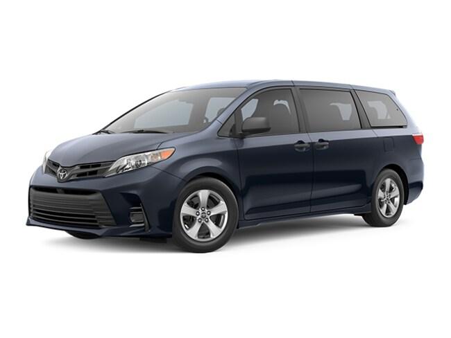 New 2020 Toyota Sienna L 7 Passenger Van Serving Los Angeles