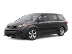 New 2020 Toyota Sienna L 7 Passenger Van Winston Salem, North Carolina