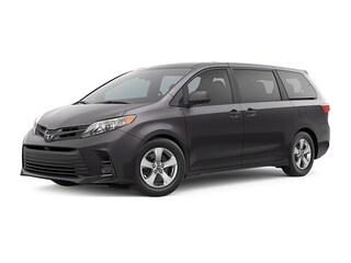 New 2020 Toyota Sienna L 7 Passenger Van Passenger Van