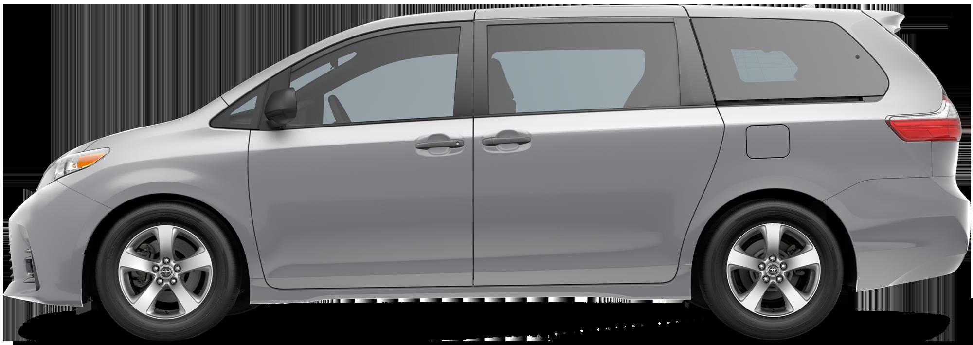 2020 Toyota Sienna Furgoneta L 7 Passenger