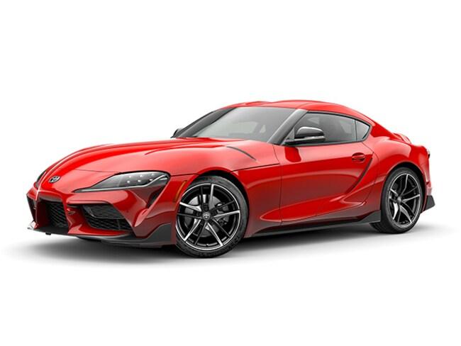 2020 Toyota Supra Coupe Coupe