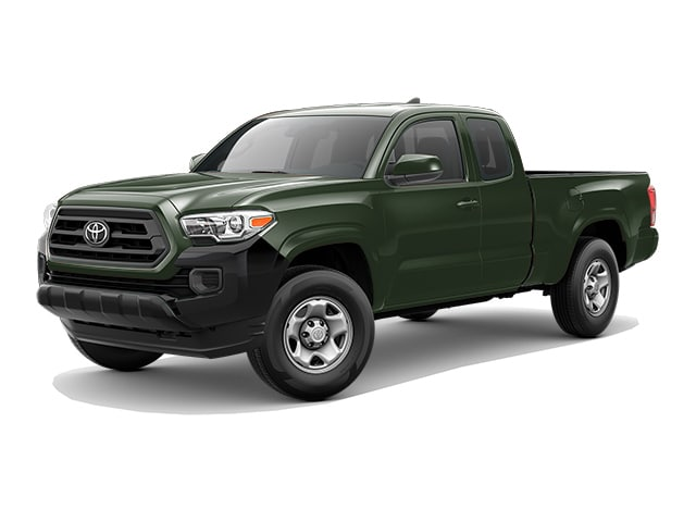 Tacoma Back Pages >> 2020 Toyota Tacoma Truck Digital Showroom Wolfchase Toyota
