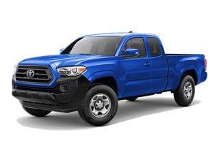 2020 Toyota Tacoma Truck Voodoo Blue