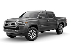 New 2020 Toyota Tacoma Limited V6 w/ Black Leather Truck Double Cab in Portsmouth, NH