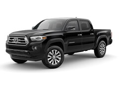 New 2020 Toyota Tacoma Limited V6 w/ Hickory Leather Truck Double Cab in Portsmouth, NH