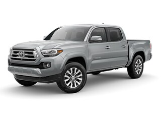 New 2020 Toyota Tacoma Limited V6 Truck Double Cab for sale near you in Boston, MA