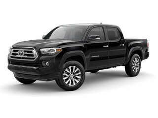 New 2020 Toyota Tacoma Limited V6 Truck Double Cab in San Antonio, TX