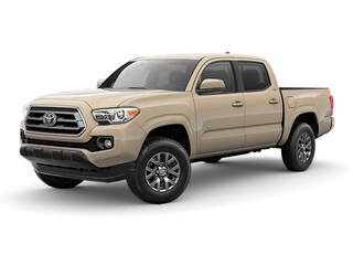 New 2020 Toyota Tacoma SR5 Truck Double Cab Carlsbad