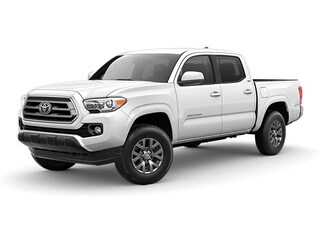 New 2020 Toyota Tacoma SR5 V6 Truck Double Cab for sale in Charlotte