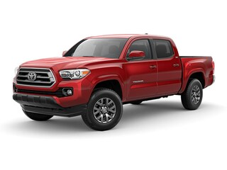 New 2020 Toyota Tacoma SR5 V6 Truck Double Cab T31715 for sale in Dublin, CA