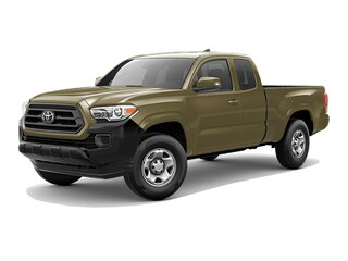 New 2020 Toyota Tacoma SR Truck Access Cab Serving Los Angeles