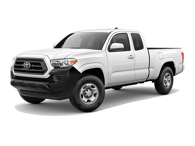 Toyota Dealers In Az >> New Toyota Tacoma In Stock Tacoma Specs Options