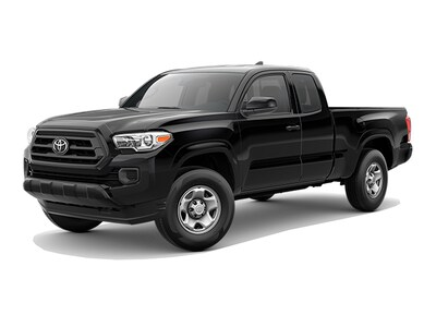2020 Toyota Tacoma 4WD SR SR Double Cab 5 Bed V6 AT