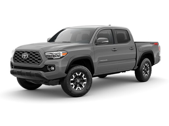 New 2020 Toyota Tacoma TRD Off Road V6 Truck Double Cab in Ruston, LA