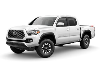 New 2020 Toyota Tacoma TRD Off Road V6 Truck Double Cab in Leesville, LA
