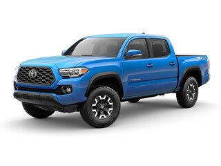 New 2020 Toyota Tacoma TRD Off Road V6 Truck Double Cab for sale near you in Spokane WA