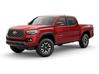 New 2020 Toyota Tacoma TRD Off Road V6 Truck Double Cab Redding, CA