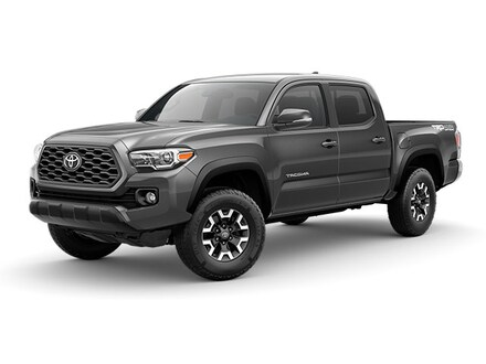 Featured New 2020 Toyota Tacoma TRD Off Road V6 Truck Double Cab for sale in Corona, CA