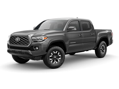 New 2020 Toyota Tacoma Trd Off Road V6 Truck Double