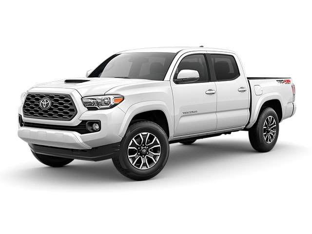 Featured New 2020 Toyota Tacoma TRD Sport V6 Truck Double Cab for sale in Corona, CA