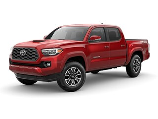New 2020 Toyota Tacoma TRD Sport V6 Truck Double Cab for sale near you in Boston, MA