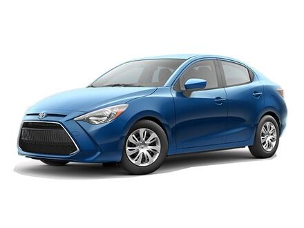2020 Toyota Yaris Sedan L Sedan