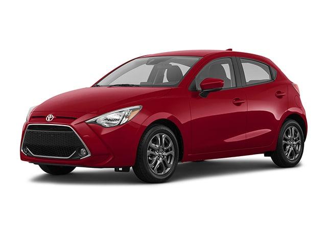2020 toyota yaris hatchback for sale in dallas