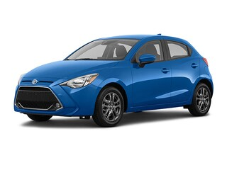New 2020 Toyota Yaris LE Hatchback
