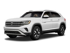 new 2020 Volkswagen Atlas Cross Sport 2.0T SE w/Technology (A8) SUV Vernon CT