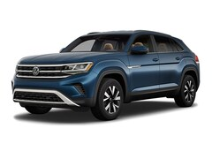 2020 Volkswagen Atlas Cross Sport 2.0T SE w/Technology 4motion  w/Panoramic Roof SUV