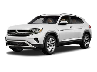 New 2020 Volkswagen Atlas Cross Sport 3.6L V6 SE w/Technology SUV V20133 in Mystic, CT