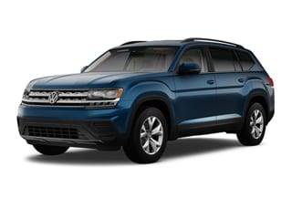 2020 Volkswagen Atlas SUV Tourmaline Blue Metallic