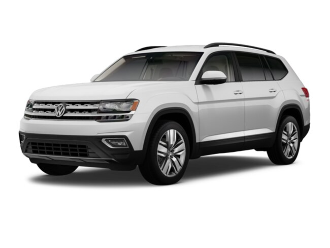 New 2020 Volkswagen Atlas 2.0T SEL SUV in Honolulu Area