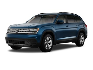 New 2020 Volkswagen Atlas 2.0T S SUV for sale in Austin, TX