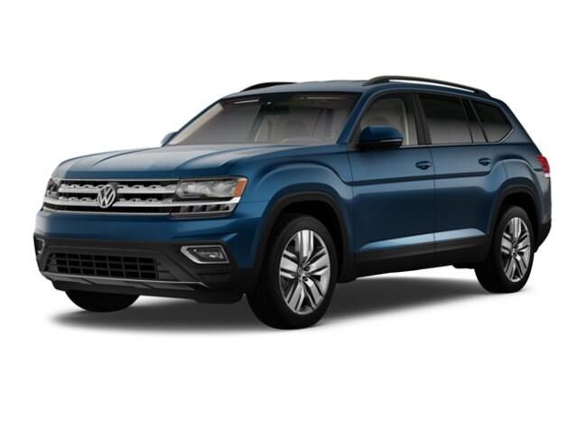 2020 Volkswagen Atlas 3.6L V6 SEL Premium 4MOTION SUV