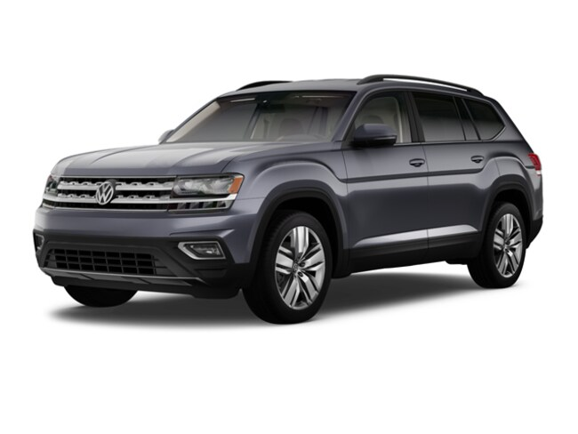 New 2020 Volkswagen Atlas 3.6L V6 SE w/Technology R-Line 4MOTION SUV for sale in Danbury, CT