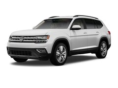 New 2020 Volkswagen Atlas 3.6L V6 SE w/Technology SUV in Indianapolis