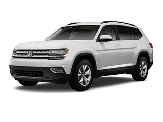 New 2020 Volkswagen Atlas 3.6L V6 SE 4motion SUV in Grand Rapids, MI