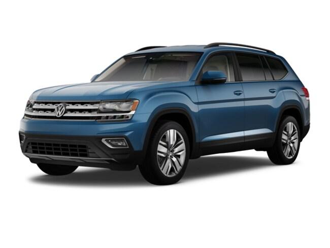 New 2020 Volkswagen Atlas 3.6L V6 SE w/Technology 4MOTION SUV for sale in Danbury, CT