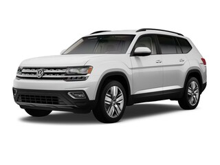 New 2020 Volkswagen Atlas 3.6L V6 SE w/Technology 4MOTION SUV for sale in Lynchburg, VA
