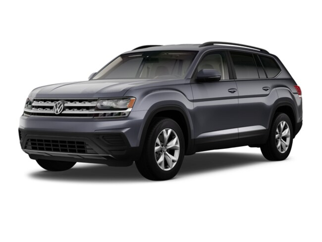 New 2020 Volkswagen Atlas 3.6L V6 S 4MOTION SUV for sale in Danbury, CT