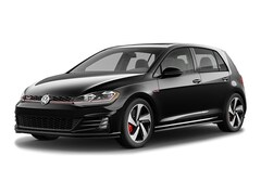 2020 Volkswagen Golf GTI 2.0T SE Manual Hatchback