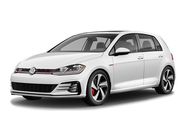 2020 Volkswagen Golf GTI Hatchback Hatchback
