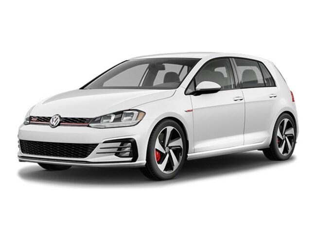 New 2020 Volkswagen Golf GTI S Hatchback in Honolulu Area