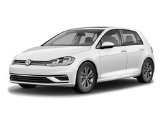 New 2020 Volkswagen Golf 1.4T TSI HATCHBACK For Sale In Lowell, MA