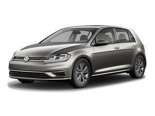 New 2020 Volkswagen Golf 1.4T TSI Hatchback V20105 in Mystic, CT
