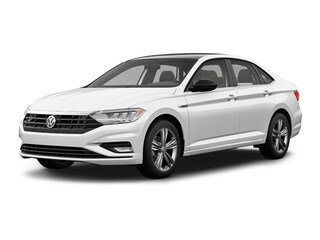 New 2020 Volkswagen Jetta 1.4T R-Line w/ULEV Sedan 3VWCB7BU5LM041450 for sale on Long Island at Riverhead Bay Volkswagen